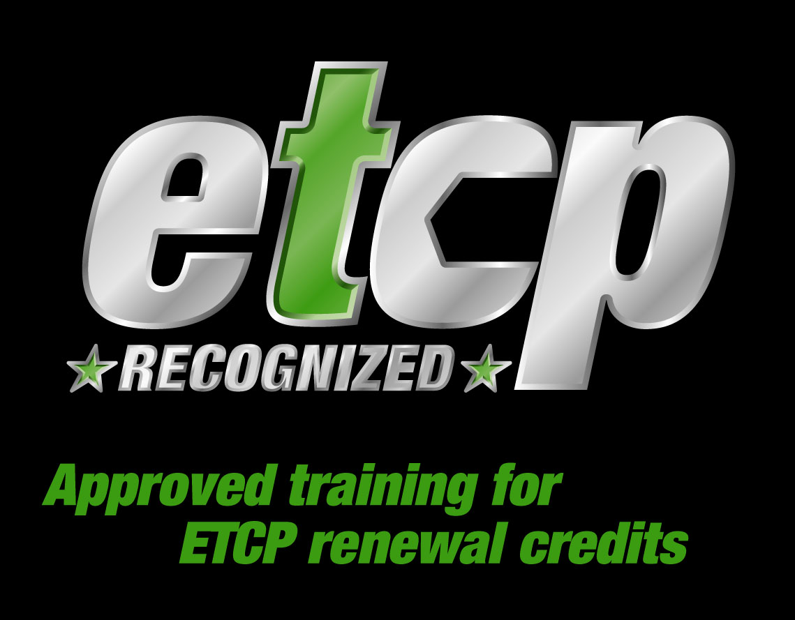 Harrington Hoists  Inc  Is Pleased To Announce Approved Training For Etcp Renewal Credits    Wire