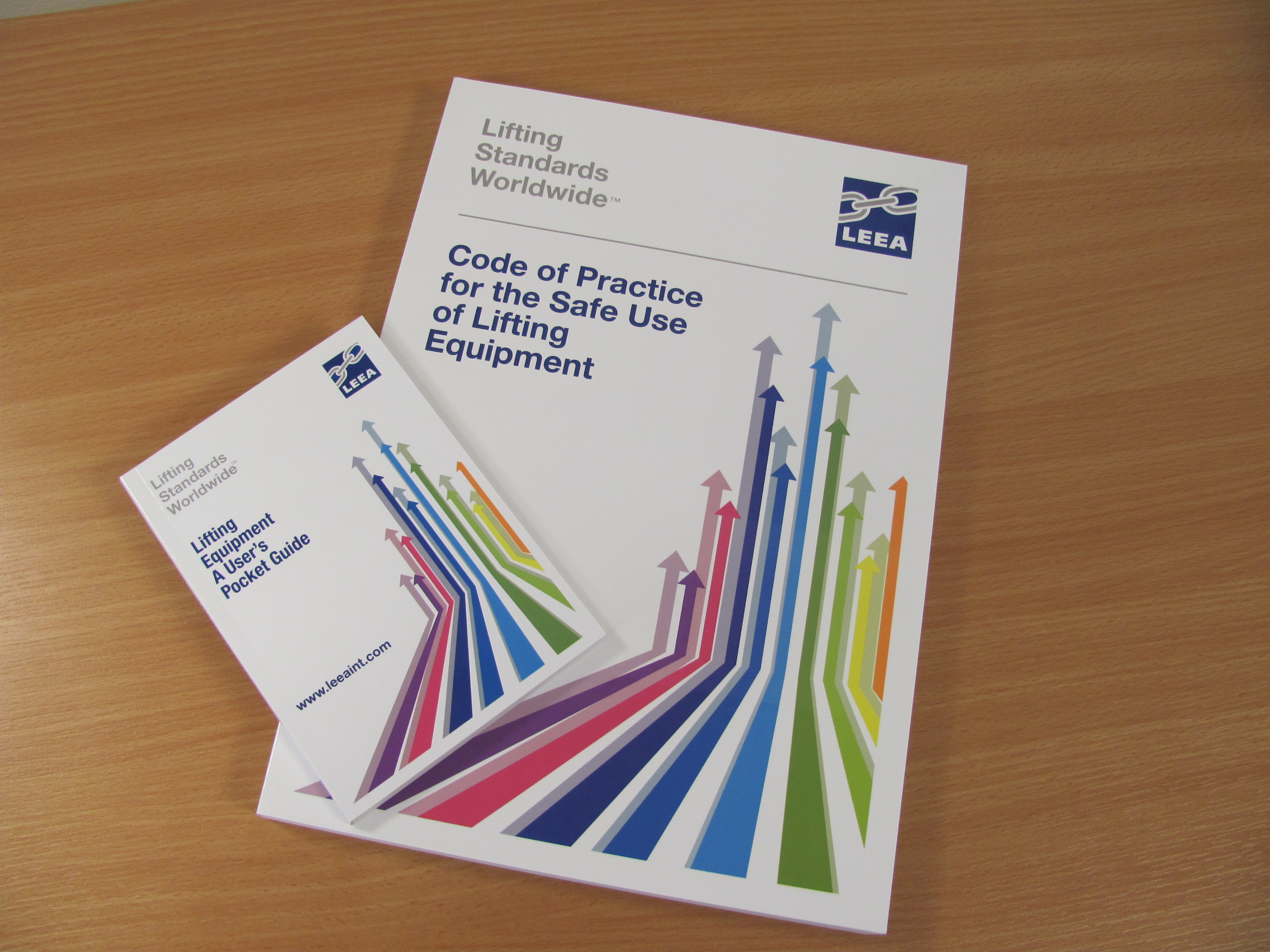 LEEA has launched new editions of its Code of Practice and User's Pocket Guide